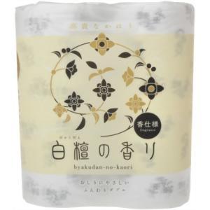 白檀の香りトイレットペーパー 4R(ダブル)|himejiryutsuu