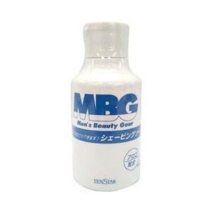 MBG(メンズビューティギア) シェービングソープ  100g(髭剃り用石けん)