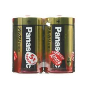 商品名:パナソニック アルカリ乾電池 単1形 2本パック LR20XJ/2SE JANコード:498...