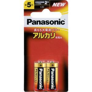 商品名:パナソニック アルカリ乾電池 単5形 2本パック LR1XJ/2B JANコード:49848...