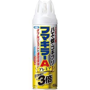 商品名:フマキラーA 殺虫スプレー ダブルジェット プレミア 450ml JANコード:490242...
