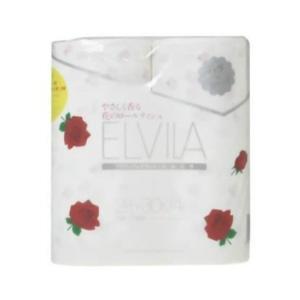 【お一人様1個限り特価】エルビラ フレグランストイレットペーパー バラの香り 4R(ダブル)|himejiryutsuu