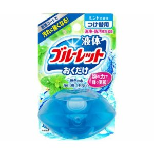 【お一人様1個限り特価】液体ブルーレットおくだけ ミントの香り 無色の水 つけ替用 himejiryutsuu
