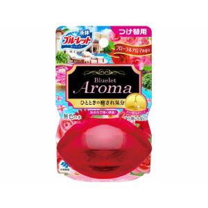 【お一人様1個限り特価】液体ブルーレットアロマ フローラルアロマの香り 無色の水 つけ替用 himejiryutsuu