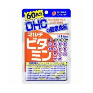 【お一人様1個限り特価】DHC マルチビタミン60日 60粒 サプリメント 栄養機能食品 ( DHCサプリメント 人気7位 )|himejiryutsuu