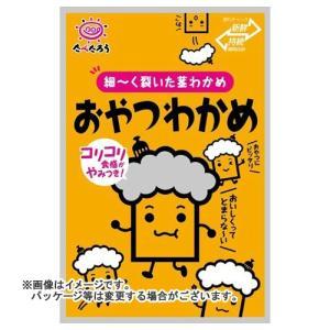 【まとめ買い×10個セット】前島食品 たべたろう おやつわかめ 10g|himejiryutsuu
