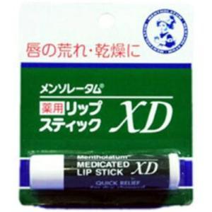 ロート製薬 メンソレータム 薬用リップスティック XD 4g