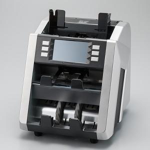 混合金種 ダブルポケット式 紙幣識別・仕分け 計数機 BN30A ニューコン工業|himejiya
