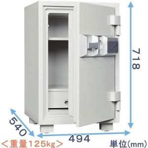 テンキー式耐火金庫(DE70) 業務用 himejiya