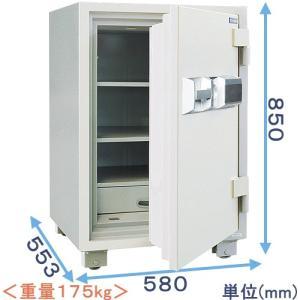 テンキー式耐火金庫(DE85) 業務用 himejiya