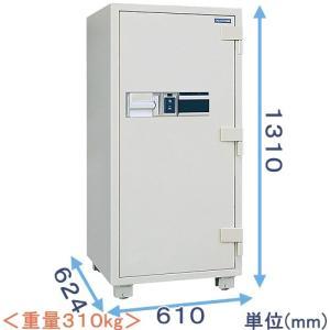 指紋認証式耐火金庫(FP130) 業務用|himejiya