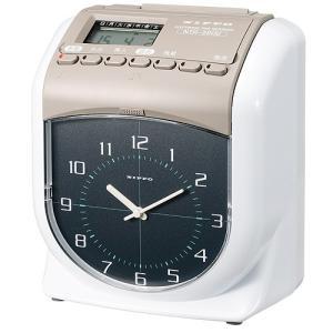タイムレコーダー NTR-2800 ※外部時報装置と接続可能|himejiya