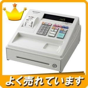 小型 レジスター (XE-A147-W) 色:ホワイト 【もれなく!レジペーパー5巻プレゼント中!】