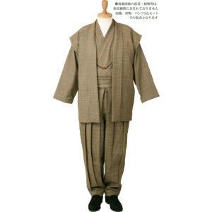 一杢 門-GATE 綿 和風スーツ 武玄-3 himeka-wa-samue