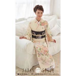 着物 訪問着 女性 ジャパンスタイル 仕立て上がり 洗える着物 JL-31|himeka-wa-samue