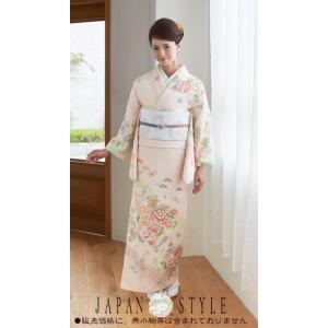 着物 訪問着 女性 ジャパンスタイル 仕立て上がり 洗える着物 JL-32|himeka-wa-samue