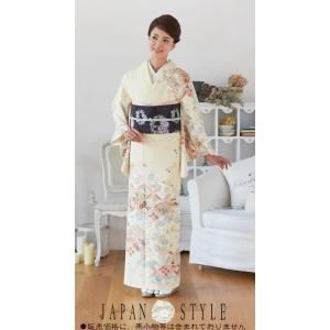 着物 訪問着 女性 ジャパンスタイル 仕立て上がり 洗える着物 JL-34|himeka-wa-samue