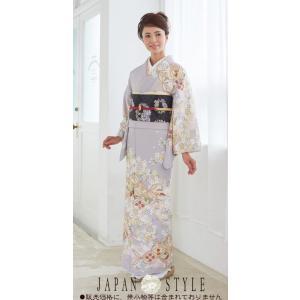 着物 訪問着 女性 ジャパンスタイル 仕立て上がり 洗える着物 JL-35|himeka-wa-samue