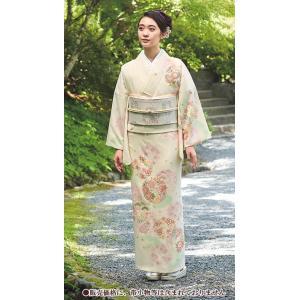 着物 訪問着 女性 ジャパンスタイル 仕立て上がり 洗える着物 JL-45|himeka-wa-samue