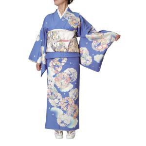 着物 訪問着 女性 ジャパンスタイル 仕立て上がり 洗える着物 JL-46|himeka-wa-samue