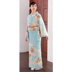 着物 訪問着 ジャパンスタイル 仕立て上がり 洗える着物 JL-63|himeka-wa-samue
