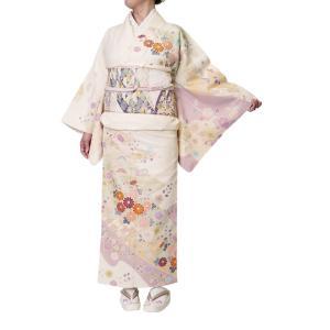 着物 訪問着 ジャパンスタイル 仕立て上がり 洗える着物 JL-64|himeka-wa-samue
