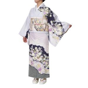 着物 訪問着 ジャパンスタイル 仕立て上がり 洗える着物 JL-76|himeka-wa-samue