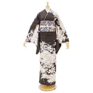 着物 訪問着 日本製 ジャパンスタイル 仕立て上がり 洗える着物 JL-83|himeka-wa-samue