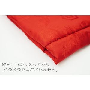還暦セット ちゃんちゃんこ 長寿祝い着 豪華3点セット化粧箱付|himeka-wa-samue|04