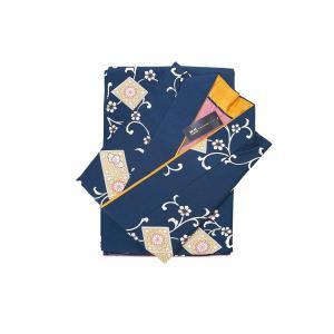 二部式 着物 Ryoko Kikuchi 着方簡単 お仕立て上がり RK-105|himeka-wa-samue