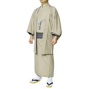 着物セット 男性 メンズ 洗える着物アンサンブル 選べる9点フルセット S〜3L|himeka-wa-samue|02