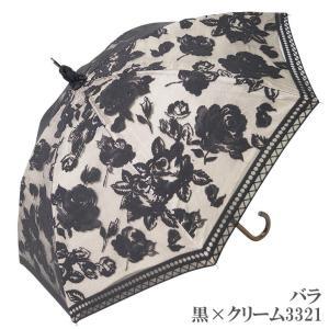 日傘 完全遮光 長傘 レース  エレガント二重張り 晴雨兼用 UVカット加工付 himeka-wa-samue 14