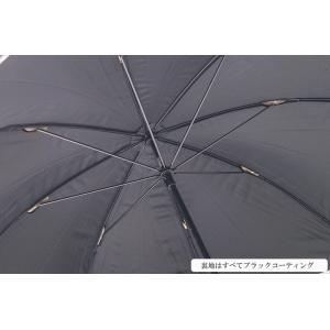 日傘 完全遮光 長傘 レース  エレガント二重張り 晴雨兼用 UVカット加工付 himeka-wa-samue 19
