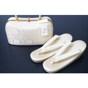 草履バッグ セット 沙織 西陣織り帯地 礼装用 SAZ-5006 値下げセール|himeka-wa-samue