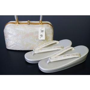 草履バッグセット 和装 沙織 帯地 草履L SA51 値下げセール|himeka-wa-samue