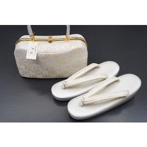 草履バッグセット 和装 沙織 帯地 SA113 値下げセール|himeka-wa-samue