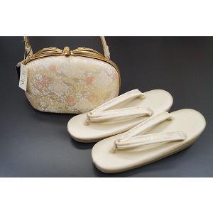 草履バッグセット 和装 沙織 帯地 SA12 値下げ セール|himeka-wa-samue
