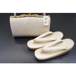 草履バッグセット 和装 沙織 帯地 SA122 値下げ セール|himeka-wa-samue
