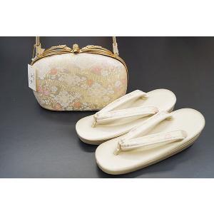 草履バッグセット 和装 沙織 帯地 SA18 値下げ セール|himeka-wa-samue