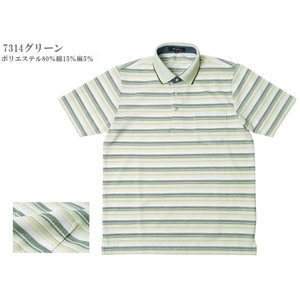 ポロシャツ 半袖 メンズ ひめかオリジナル M/L/LL 7314/7322/7330 大幅値下げ|himeka-wa-samue|02