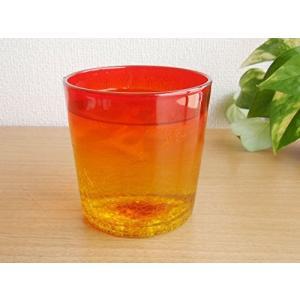 ★内容:琉球ガラス ロックグラス ★サイズ:Φ85mm×85mm 満水300cc ★素材:ガラス ★...