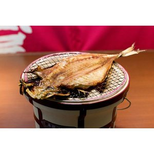 特選・開きアジ 黒部名水仕上げ(全長20cm完全保障)|himono-takaokaya|04