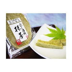 ふかしかまぼこ(抹茶)|himono-takaokaya|02
