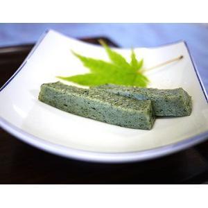 ふかしかまぼこ(よもぎ) himono-takaokaya