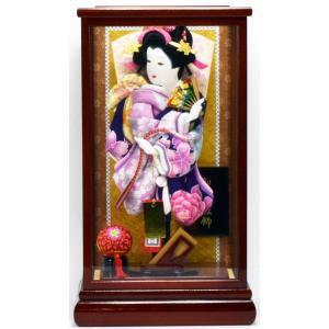 羽子板飾り 10号 華麗 × 逸品 匠一光作 hinanokoei