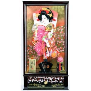 羽子板飾り 20号 珠玉 × 24Y-3 匠一光作 hinanokoei