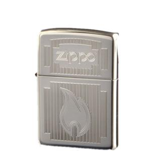ZIPPO ジッポライター オイルライター スターリングシルバー(純銀) 15-184984|hinohikari-ii