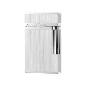 S.T.Dupont デュポン ヘアライン パラディウム装飾 ガスライター ライン2  喫煙具 ブランド雑貨 ブランド小物 16404|hinohikari-ii