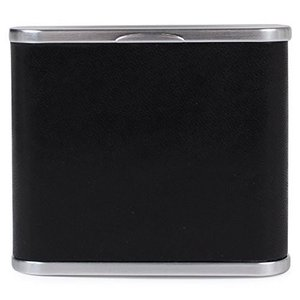 WINDMILL(ウィンドミル) 携帯灰皿 ハニカム ミニ 革巻き 5本収納  ブラック ブラウン 604-0100 604-0101|hinohikari-ii