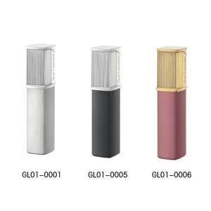 ギラロッシュ GuyLaroche  ライター  GL01  小物  ダイア シルバー ラッカー  メンズ レディースライター 電子ライター  ギフト プレゼント|hinohikari-ii